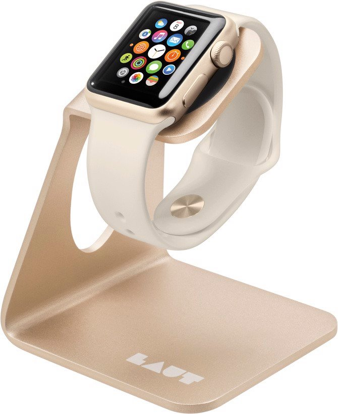 Đế sạc Apple Watch LAUT Charging Stand