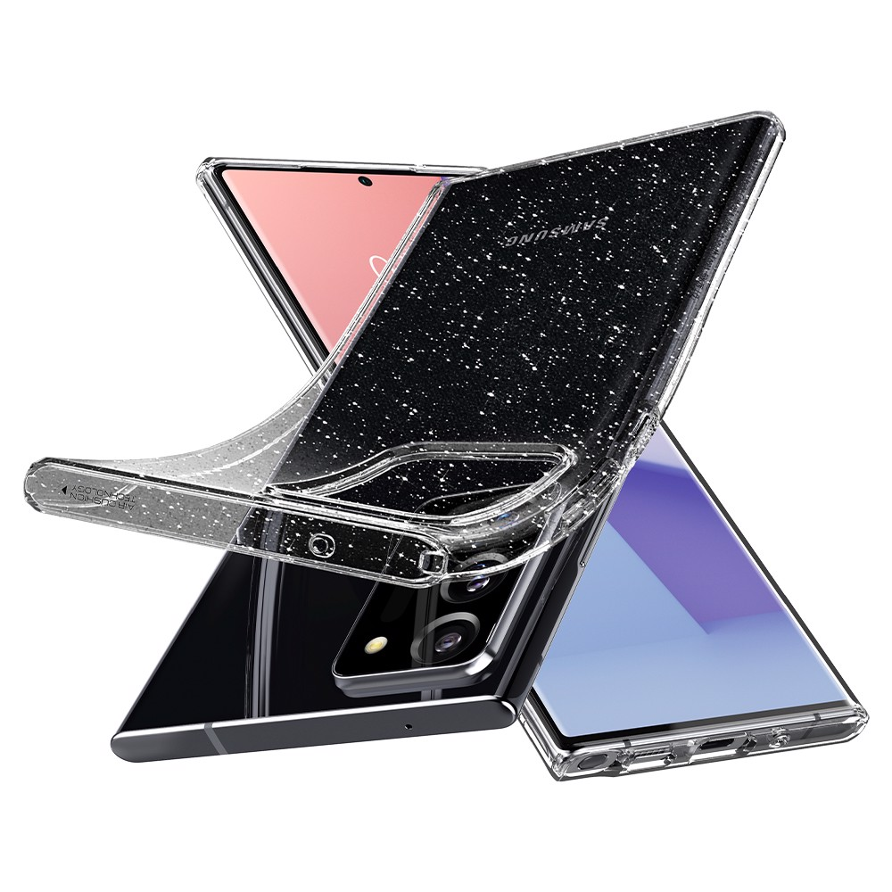 Ốp Spigen Galaxy Note 20 Ultra Liquid Crystal Glitter