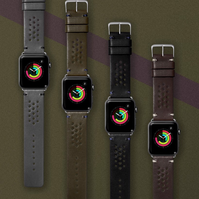Heritage Watch Strap For Apple Watch Series 1/2/3/4/5 ( 42mm)