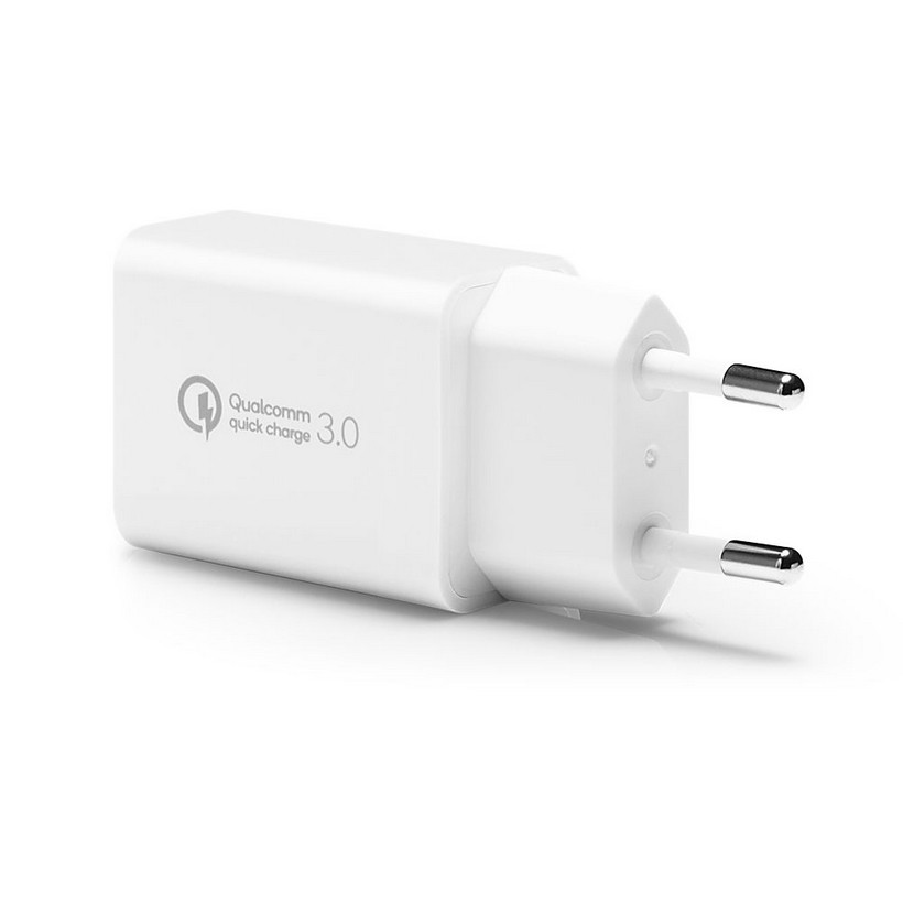 Củ Sạc Spigen Essential F111 USB Wall Charger (1-Port/QC3.0/18W)