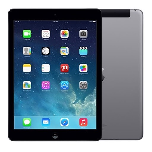 iPad Air 2 Wifi Cellular 64GB Space Gray Zin Đẹp 99%