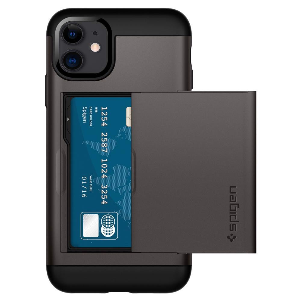 Ốp iPhone 11 Spigen Slim Armor CS
