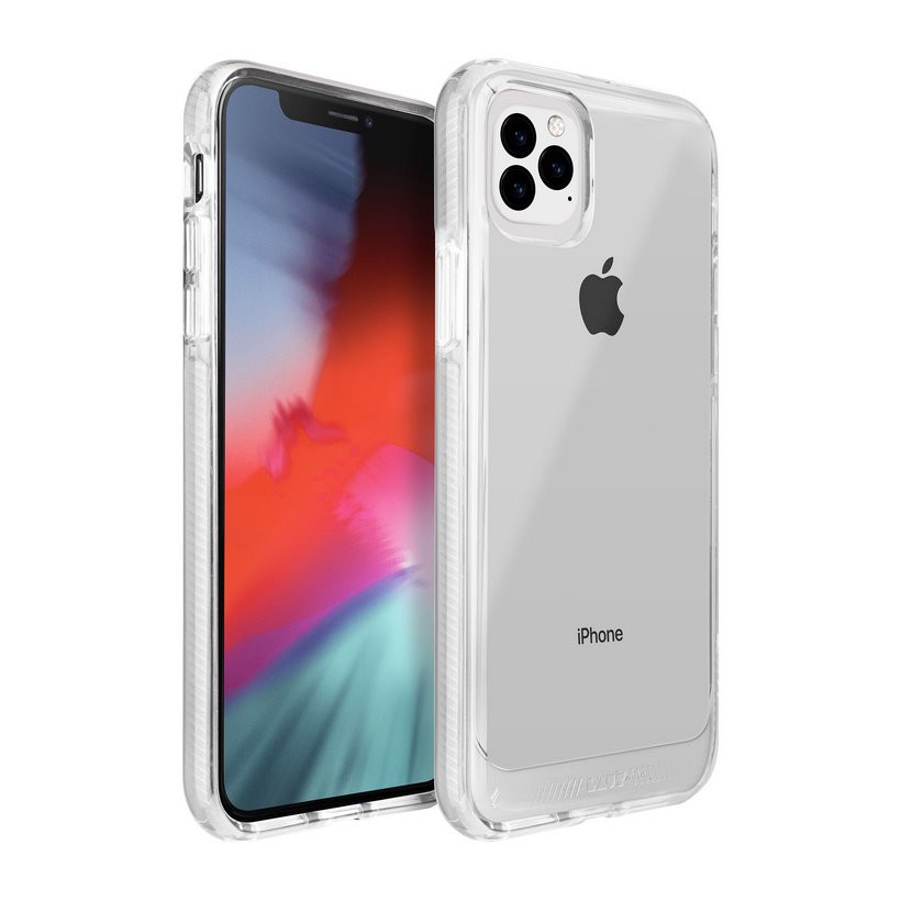 Ốp iPhone 11 Pro Max LAUT Fluro Crystal