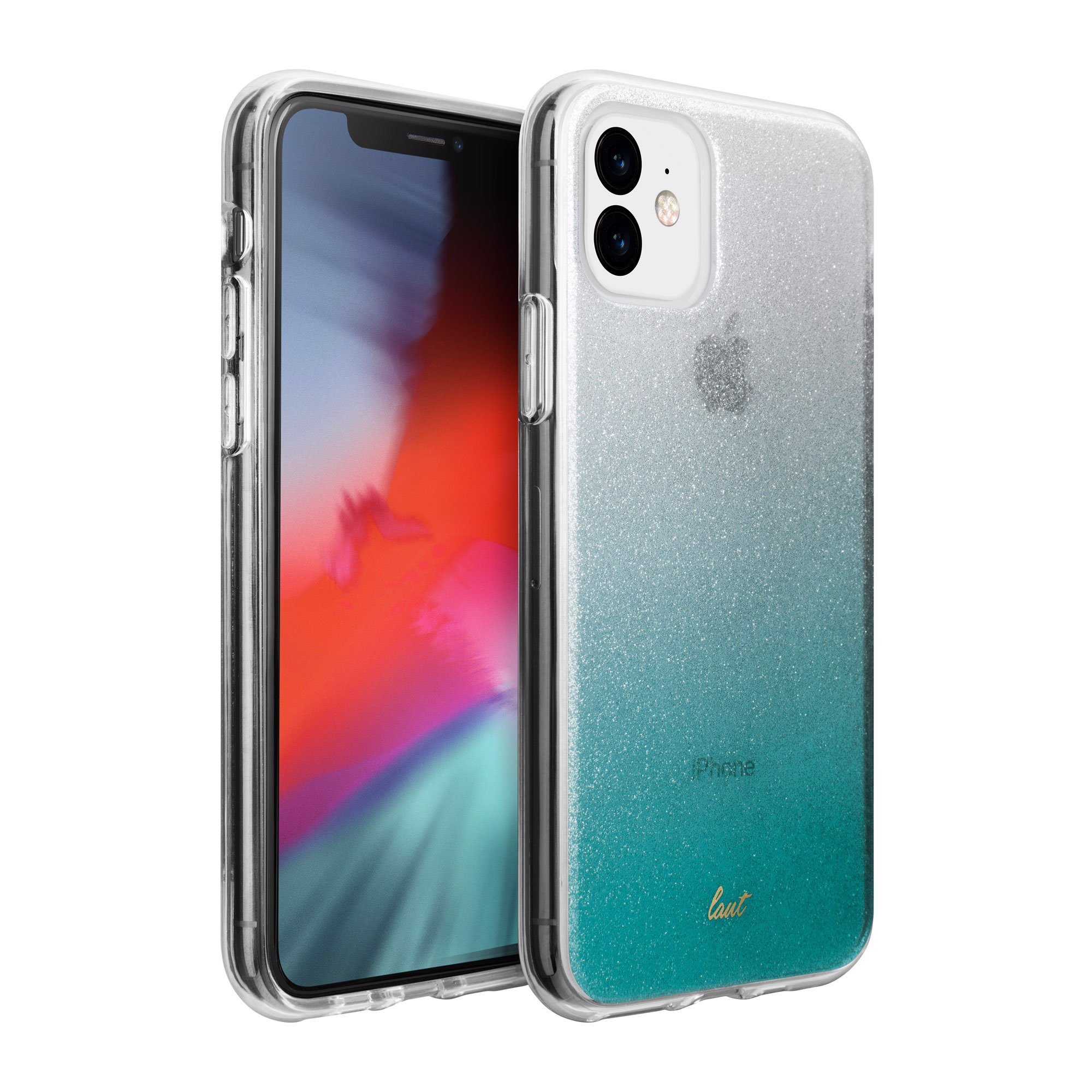 Ốp iPhone 11 LAUT Ombre Sparkle
