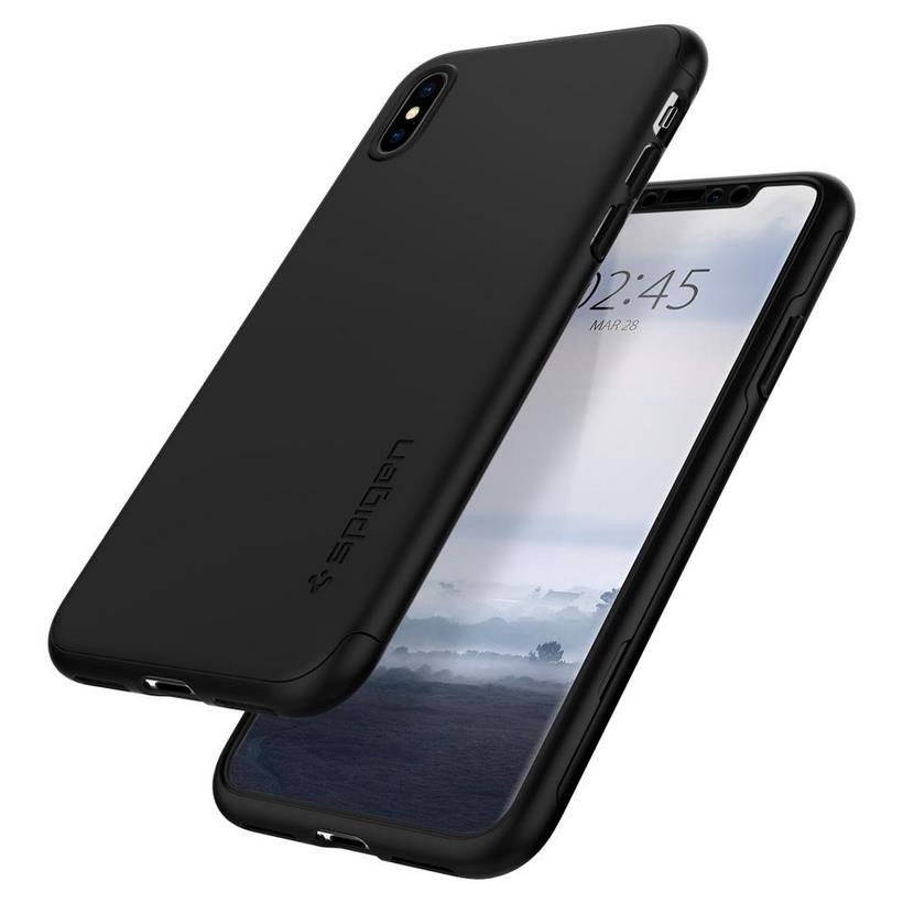 Ốp Iphone XS Max Spigen Thin Fit 360