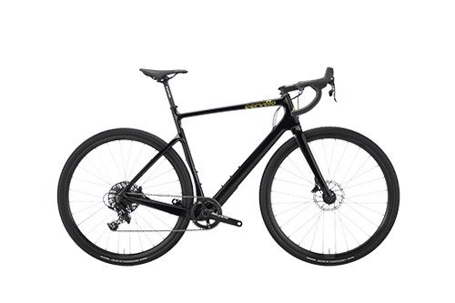 Cervélo Aspero Apex 1 - 2021 (Black/Gold)