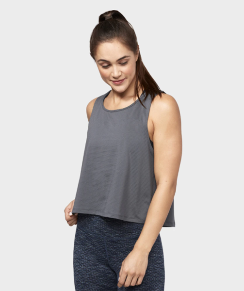 Áo Tập Yoga Manduka Breeze Crop Top