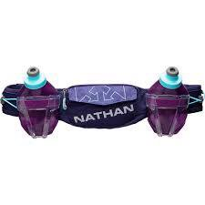 Đai Chạy Bộ Nathan TrailMix Plus Hydration Belt - Astral Aura