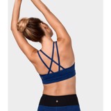 Áo Tập Yoga Manduka Cross Strap Bra - New Moon Melange