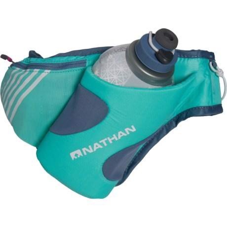 Đai Chạy Bộ Nathan Peak Hydration Waist Pack with Water Bottle - Insulated