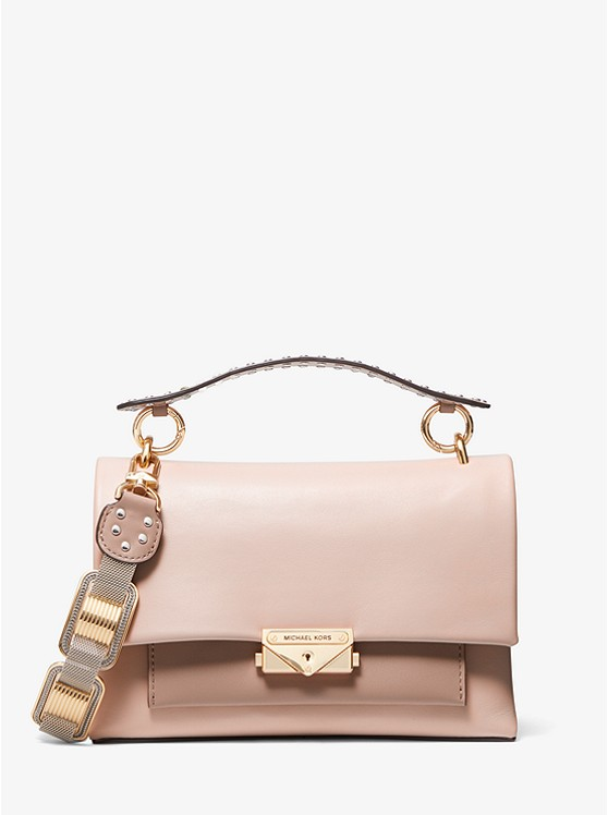 Cece Medium Leather Chain Shoulder Bag 30S0G0EL8U