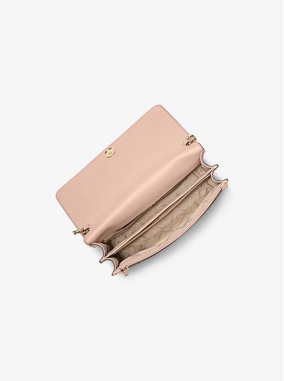 Daniela Large Saffiano Leather Crossbody Bag 32S0GDDC3L