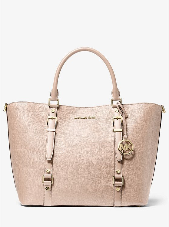 Bedford Legacy Large Pebbled Leather Tote Bag 30F9G06T3L
