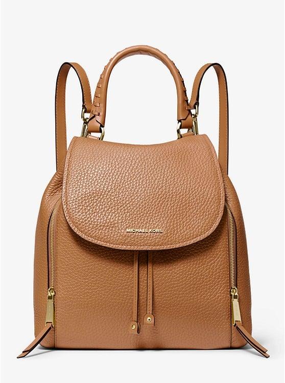 Viv Large Leather Backpack 30F6GVBB3L
