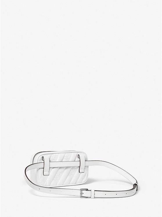 Rose Logo Quilted Belt Bag 35F0SXON1U