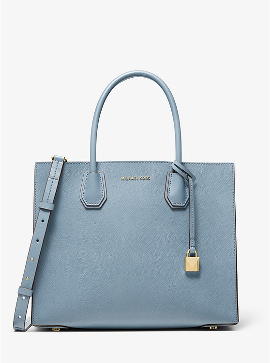 Mercer Large Saffiano Leather Tote Bag 30S0GM9T7L