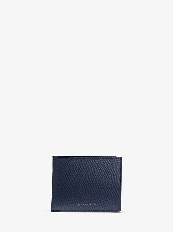 Crossgrain Leather Billfold Wallet 36U9LHRF5L