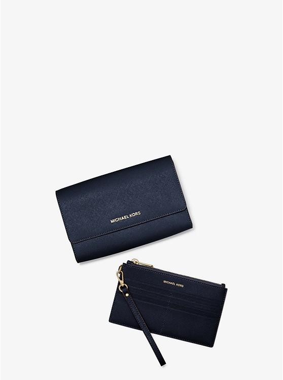 Saffiano Leather 3-in-1 Crossbody 35S9GTVC3L