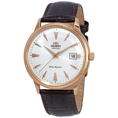2nd Generation Bambino Automatic White Dial Men's Watch FAC00002W0