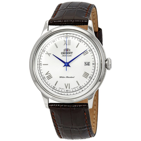 2nd Generation Bambino Automatic White Dial Men's Watch FAC00009W0