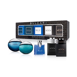 Giftset Bvlgari The Men's Collection 5pcs