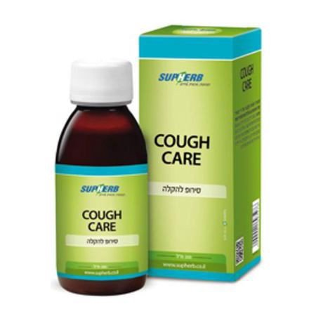 Siro trị ho Cough Care (200ml)