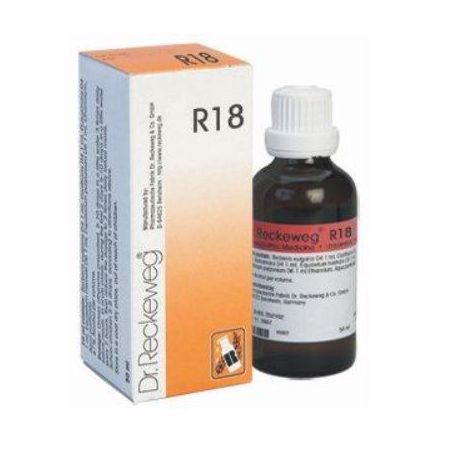 R18 Drops - Dr. Reckeweg (50ml)