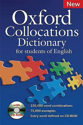 Oxford Collocations Dictionary for Students of English Second Edition Pack