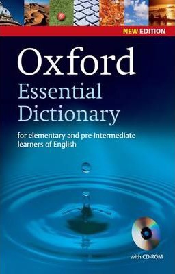 Oxford Essential Dictionary New Edition with CD-ROM Pack
