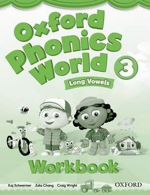 Oxford Phonics World 3: Workbook