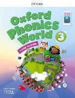 Oxford Phonics World 3: Student Book Pack