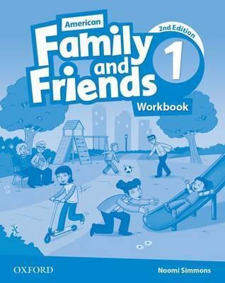 American Family & Friends 2E 1 Workbook