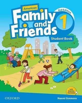 American Family & Friends 2E 1 Student Book