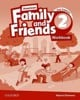 American Family & Friends 2E 2 Workbook