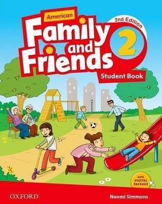 American Family & Friends 2E 2 Student Book