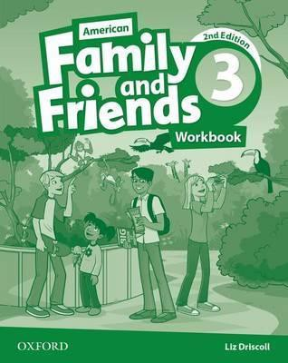 American Family & Friends 2E 3 Workbook