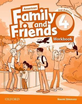 American Family & Friends 2E 4 Workbook