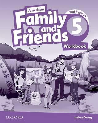 American Family & Friends 2E 5 Workbook