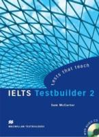 IELTS Testbuilder 1E Book 2 Student's Book with key Pack