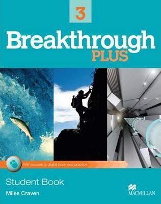 Breakthrough Plus 3 Student's Book Pack