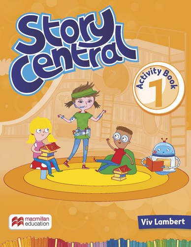 Story Central Level 1 Activity Book