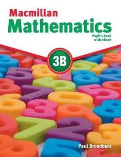 Macmillan Mathematics 3B SB + ebook Pack