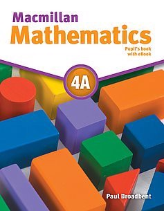Macmillan Mathematics 4A SB + ebook Pack