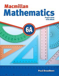 Macmillan Mathematics 6A SB + ebook Pack