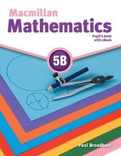 Macmillan Mathematics 5B SB + ebook Pack