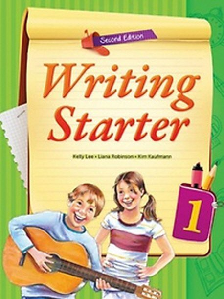 Writing Starter 1, Second Edition - Student Book
