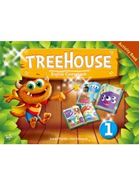 Treehouse 1 - Activity Book with Audio CD