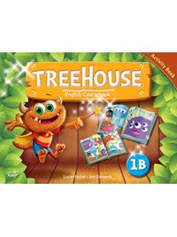 Treehouse 1B - Activity Book with Audio CD