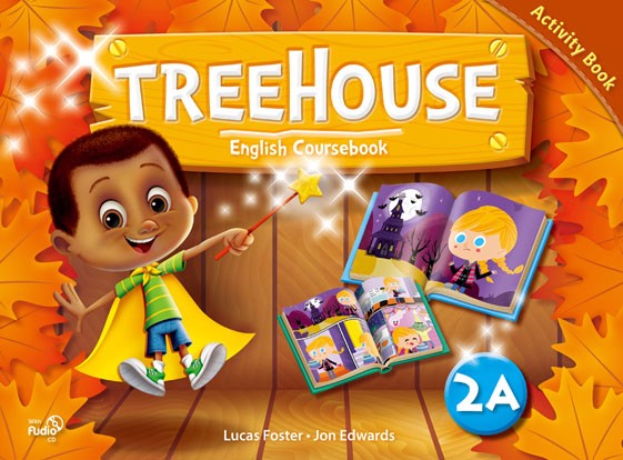 Treehouse 2A - Activity Book with Audio CD