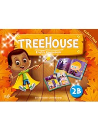Treehouse 2B - Activity Book with Audio CD
